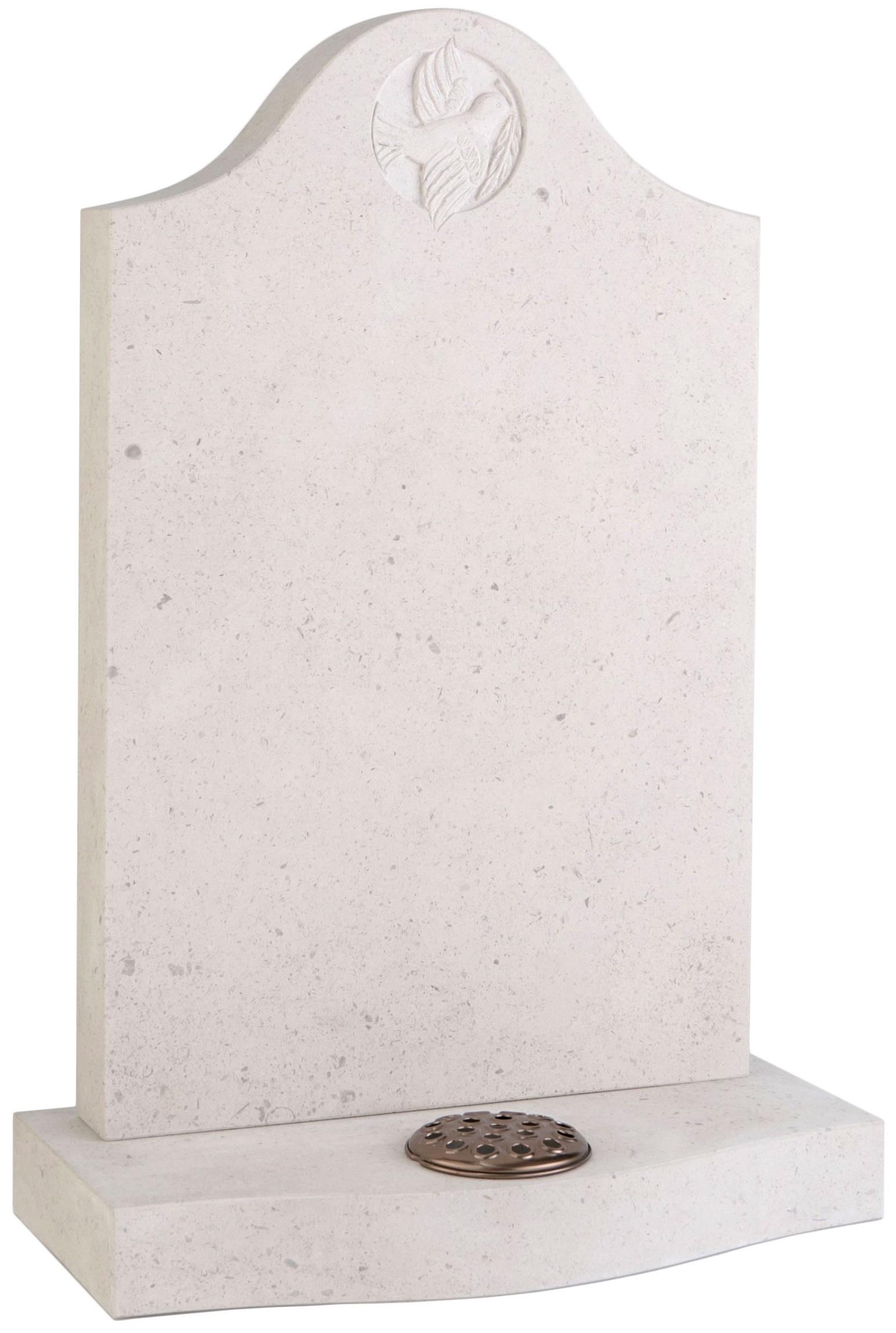 16127 Deep Ogee headstone