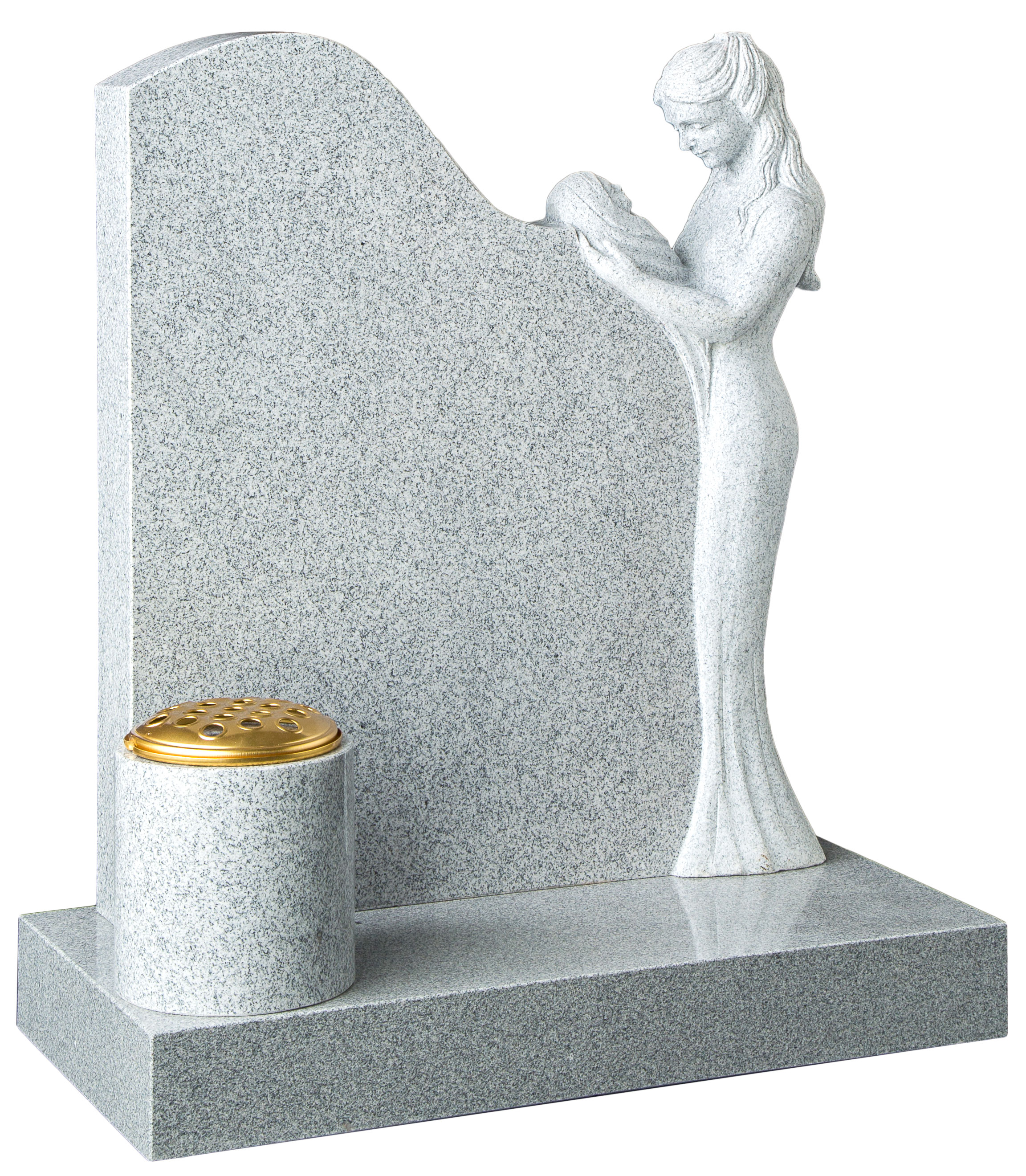 16154 Carved memorial