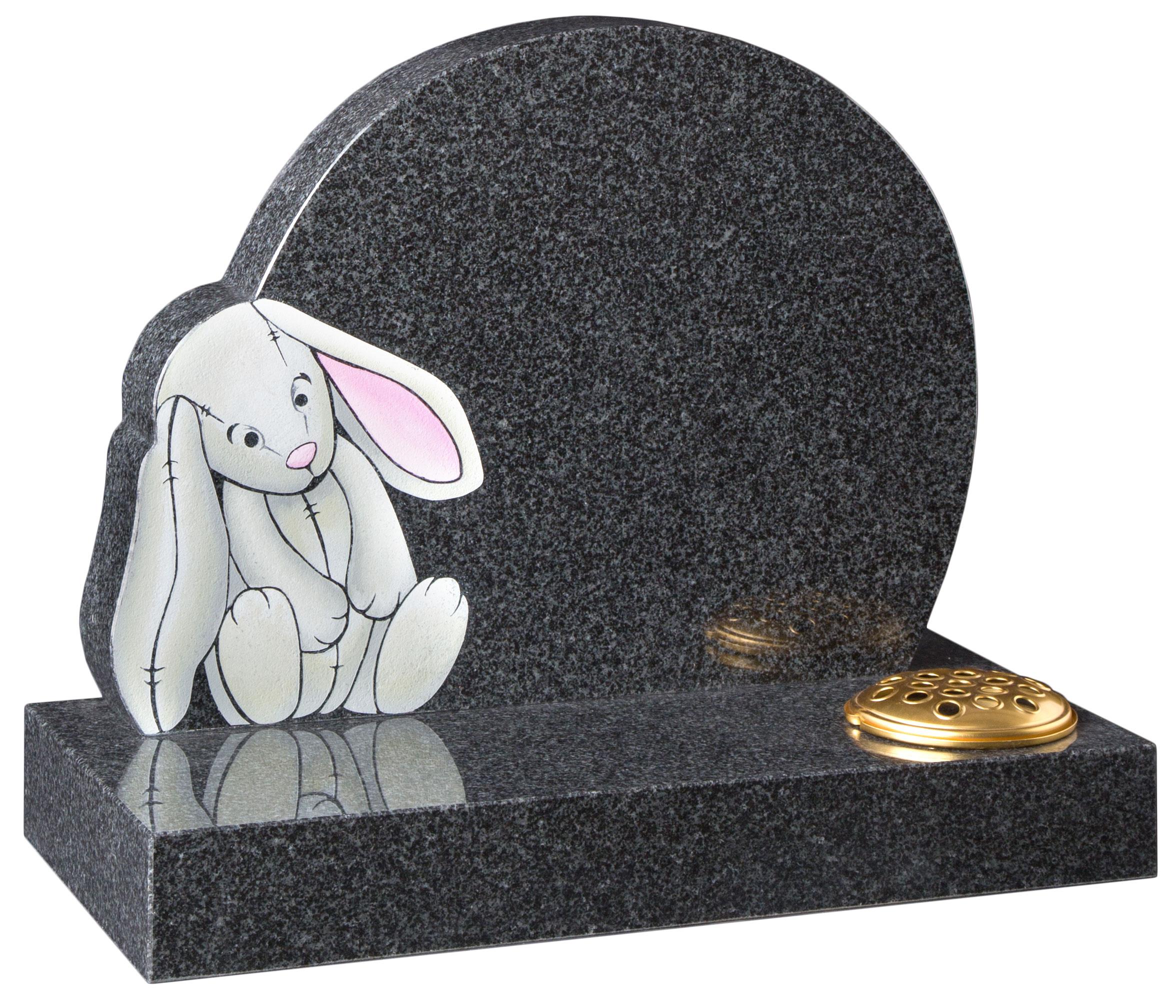 16176 Circular headstone