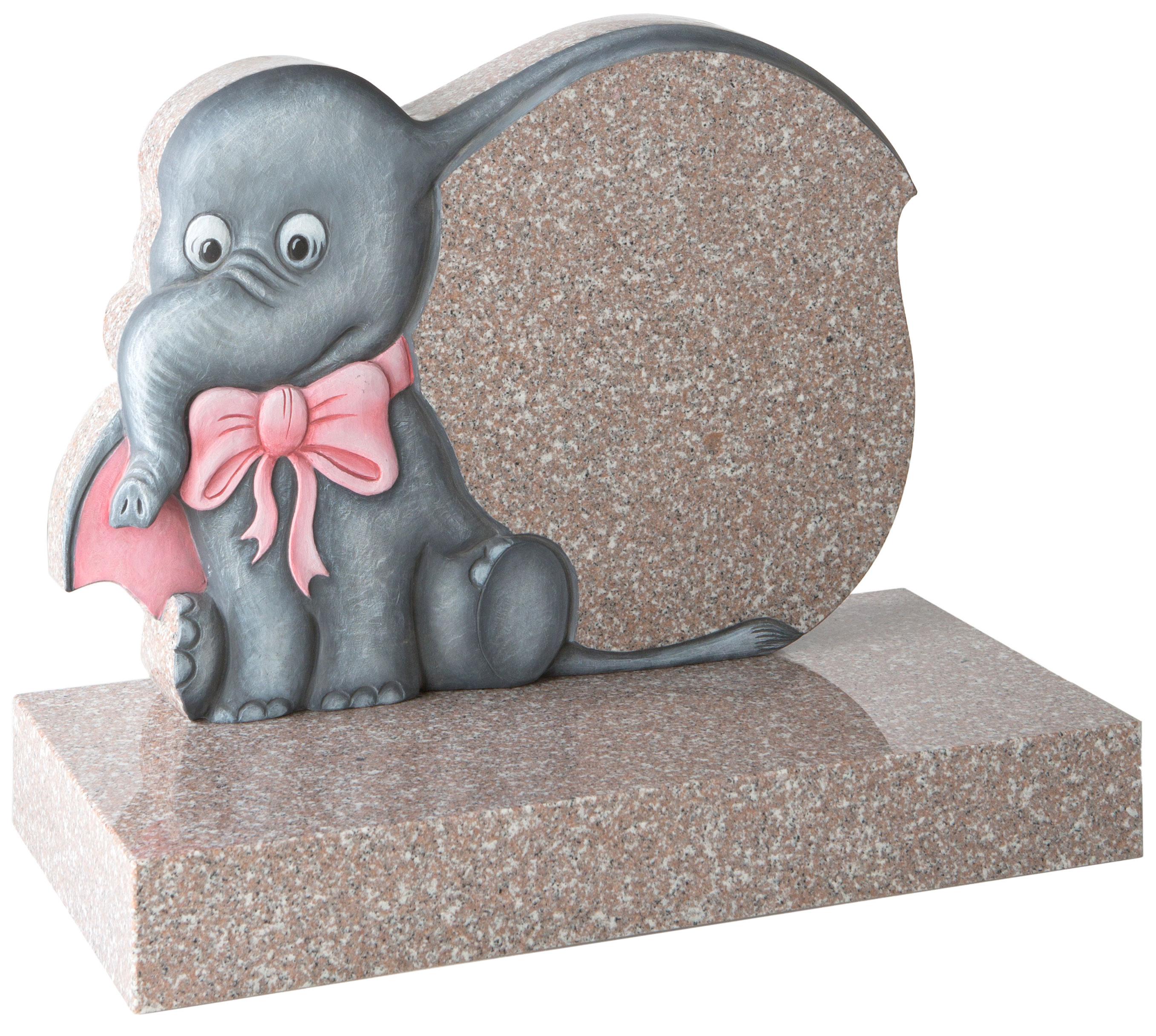 16177 Cartoon Elephant design