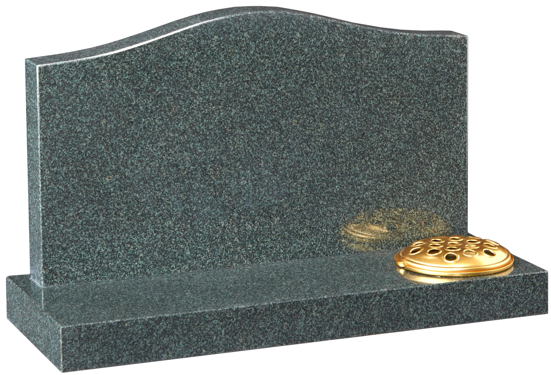 16196 Ogee shaped headstone